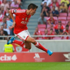 Gaitan's goal vs Sporting