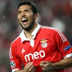 Benfica confirms Garay exit