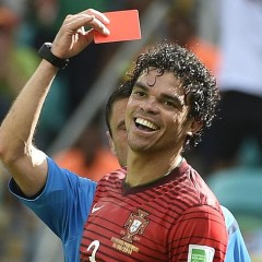 Pepe Red Card