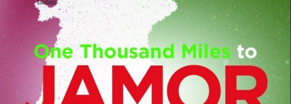Episode 374 – 1,000 miles to Jamor
